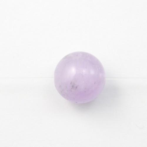 Jade violet Rond 14mm x 2pcs