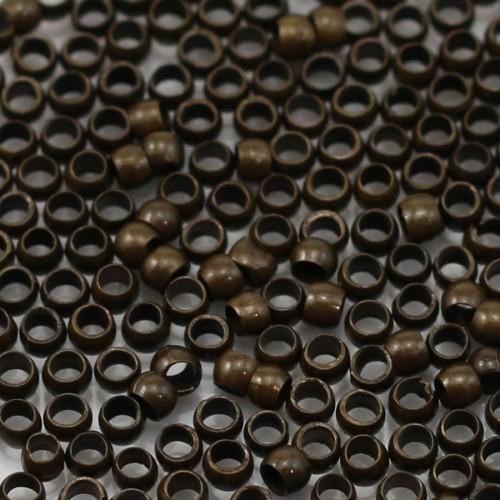 Perles à écraser bronze 1.5mm x 5gr