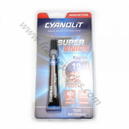 "Colle Cyanolit, ""super unick"" colle rapide multi-usage x 1pc"