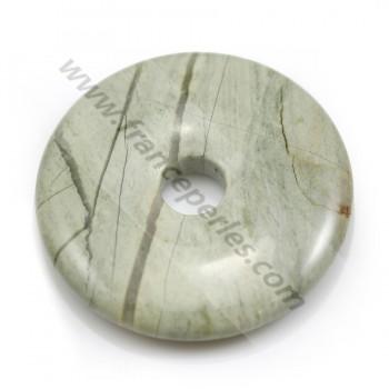 Jaspe Paysage en Coin