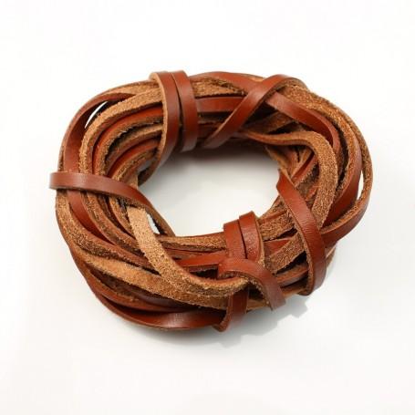 Natre color lacet leather 3.0mm  x 50cm