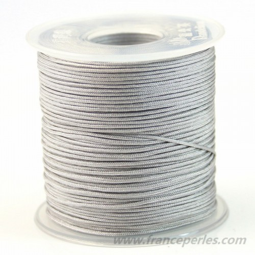 Gray Thread polyester 0.8mm X 100 m