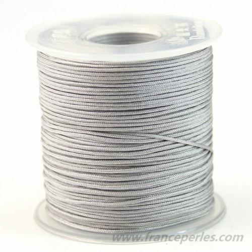 Gray Thread polyester 0.8mm X 100 m