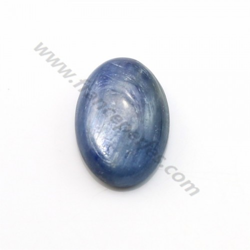 Cabochon Kyanite Ovale 10x14mm x 1pc