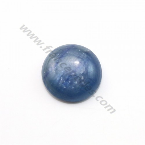 Cabochon Kyanite Rond 16mm x 1pc