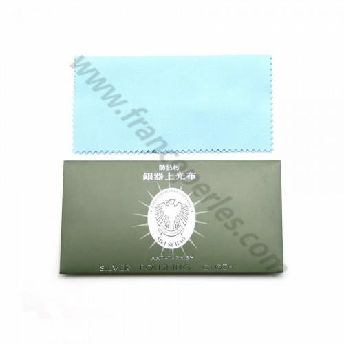 Tissu de nettoyage anti-tarnish x 1pc