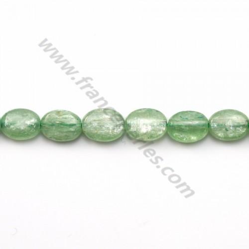 Kyanite oval 6*8mm x 2pcs