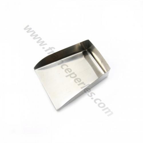 Pelle en métal x 1pc