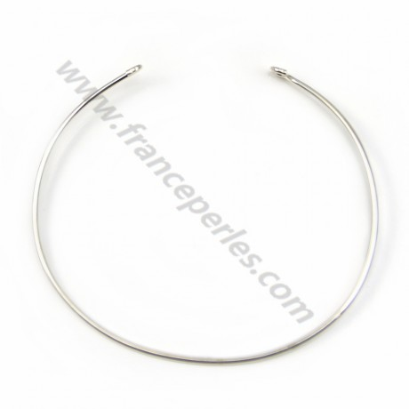 925 sterling silver  65mm flexible x 1pc