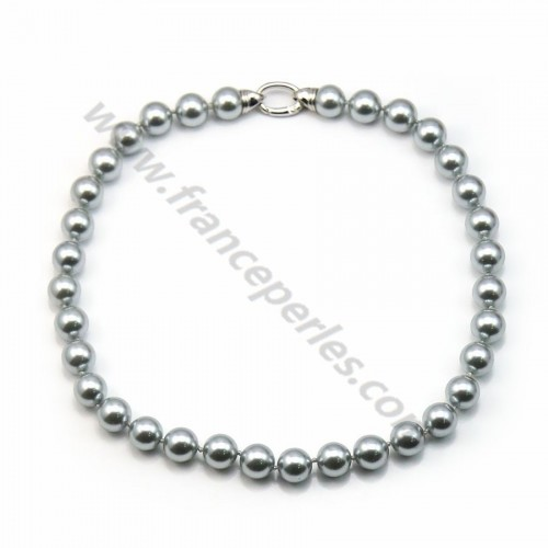 Silver 925 RHODIUM 10*15mm X 1pcs