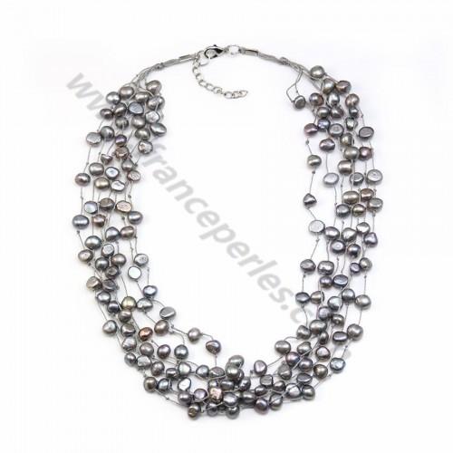 Necklace Amethyst
