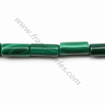 Malachite tube 4*6 mm X 40cm