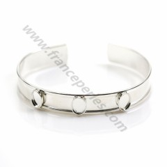 925 sterling silver 58mm flexible x 1pc