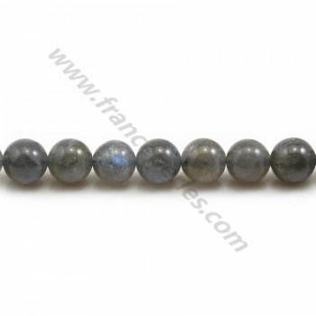 Labradorite Round 8mm x 6pcs