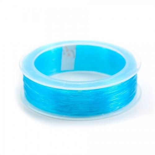 Fil élastique blue 0.5mm x 100m