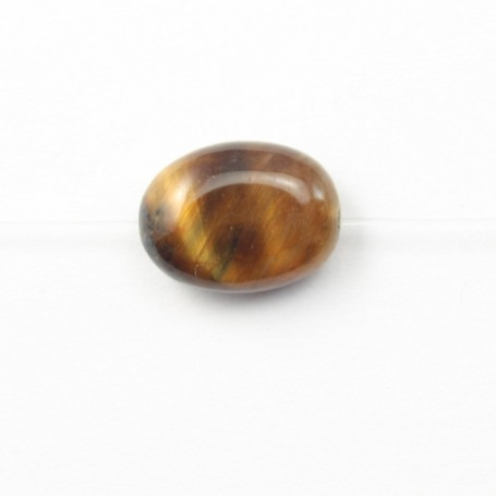 Tiger Eye Oval 8*12mm X 5 pcs